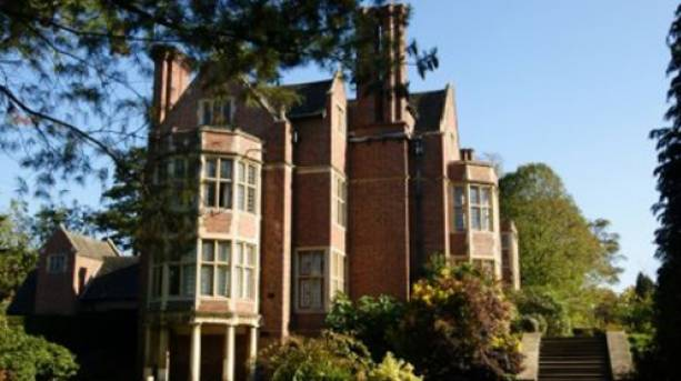 The University of Leicester's Botanic Garden