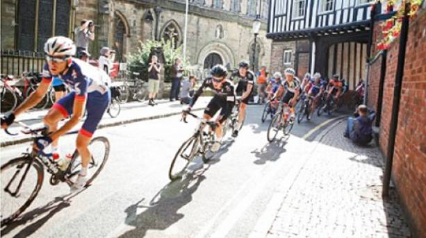 The Castle Classic,Leicester's Elite Cycle Race