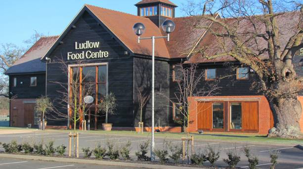 Ludlow Food Centre Farm Shop
