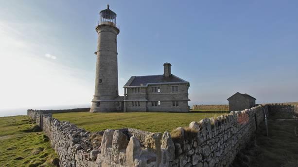 Lundy Island Lighthouse