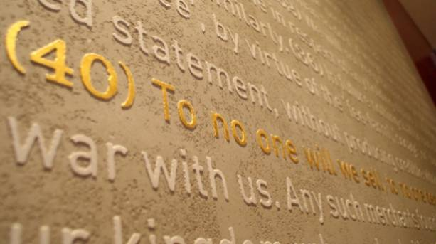 A cinematic history of Magna Carta