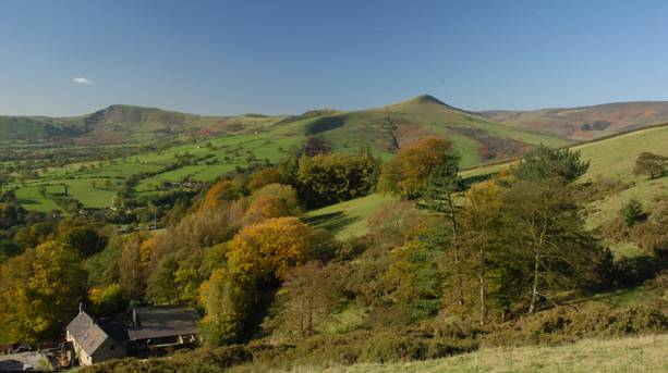 Mam Tor and Lose Hill
