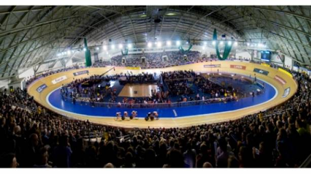 Inside the National Cycling Centre