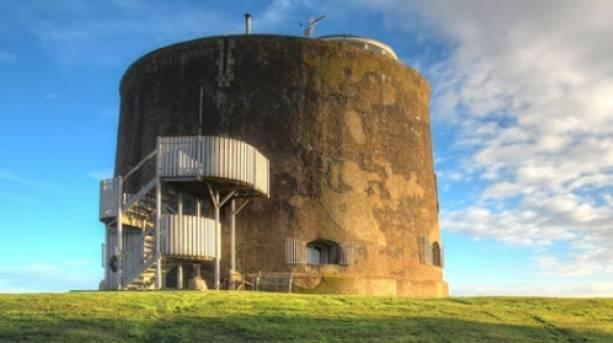 Martello Tower, Suffolk Coast