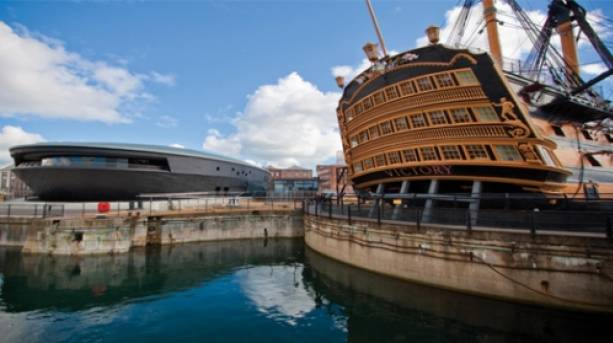 Mary Rose and HMS Victory, Hampshire