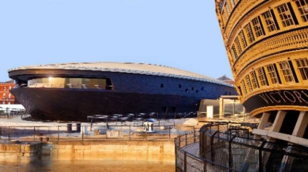 Mary Rose Museum and HMS Victory