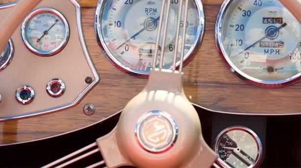 Magnificent Motors Vintage MG