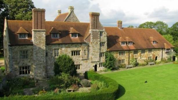 Michelham Priory Exterior