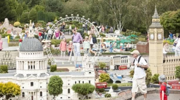 See London in miniature at the LEGOLAND® Windsor Resort | VisitEngland