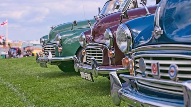 Magnificent Motors Classic Car Event In Eastbourne VisitEngland - Classic car motors