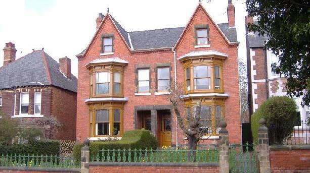 Mr Straw's House