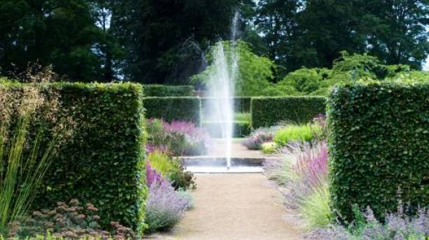 Scampston Hall & Walled Garden
