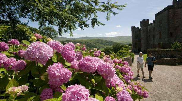 Muncaster Castle Gardens