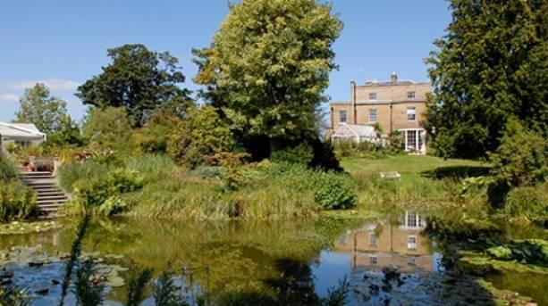 Discover Myddelton House Gardens