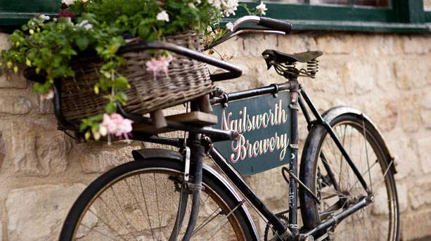 Nailsworth Brewery Bicycle