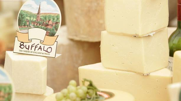 Cheese at the Nantwich Food and Drink Festival