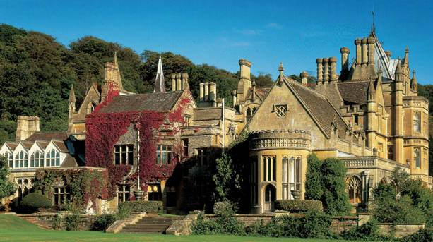Visit a Victorian Gothic House and Estate | VisitEngland