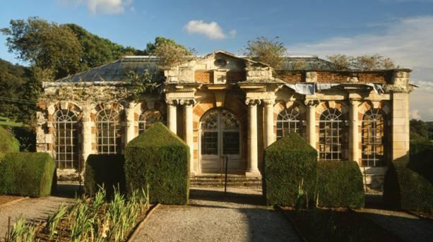 Tyntesfield House Estate Orangery