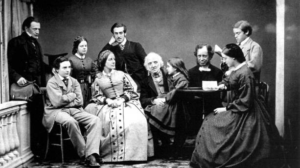 Gibb Family, Victorian Owners of Tyntesfield