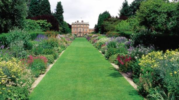 Newby Hall and Borders