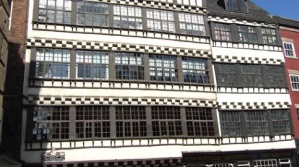 Bessie Surtees's House