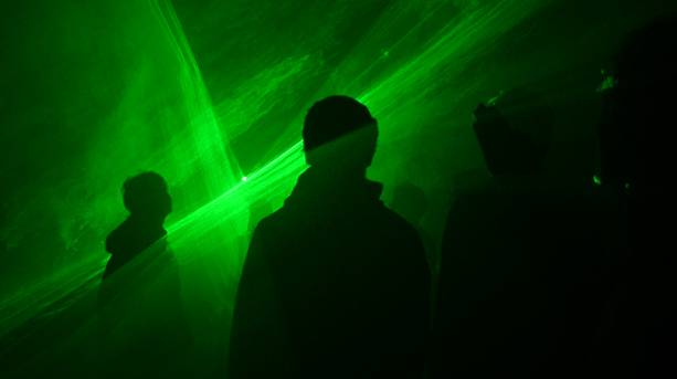 Night of the Unexpected at the Huddersfield Contemporary Music Festival