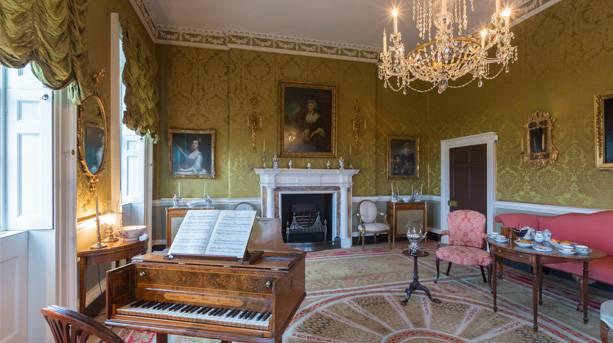 A room inside No.1 Royal Crescent