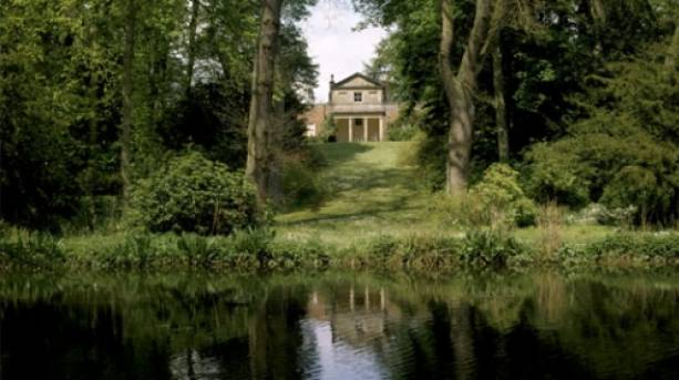 Wallington House; Northumberland