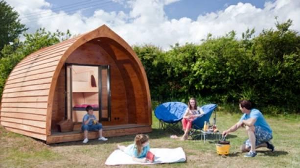 Waveney River Centre Norfolk Escape Pods
