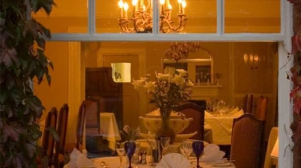 Beechwood Hotel Norfolk Dining Room