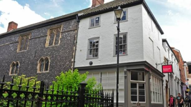 The Museum of Norwich at the Bridewell