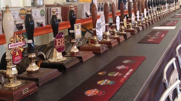 Nottingham Beer Festival
