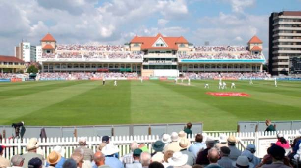 Cricket at Trent Bridge