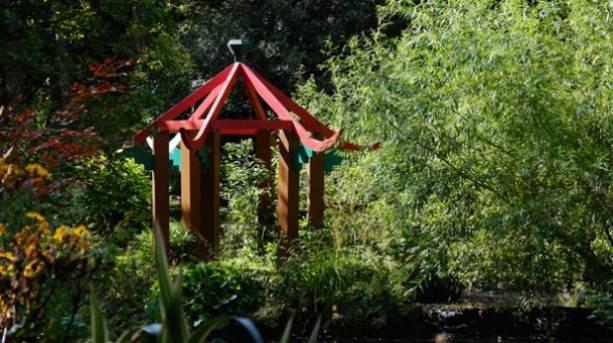 Oriental Gardens at Peasholm Park