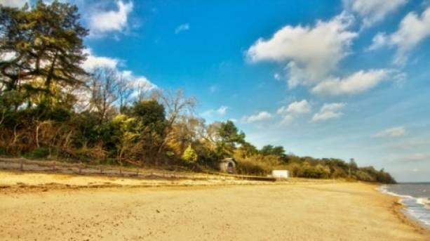 Osborne House Beach, Isle of Wight