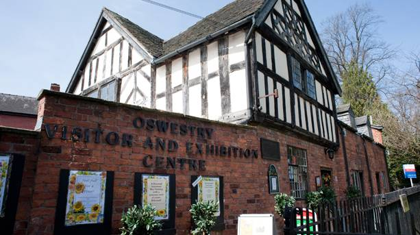 Oswestry Visitor & Exhibition Centre
