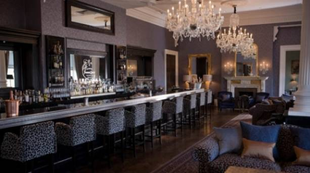 The Champagne Lounge at De Vere Oulton Hall, Leeds