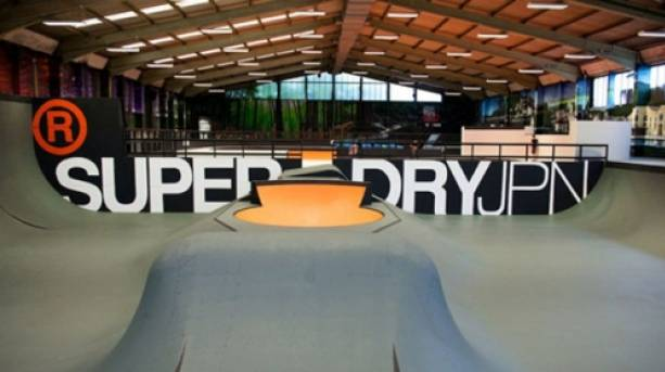 Rush Skate Park in Gloucestershire