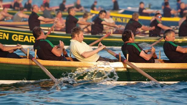 Local gig rowing teams