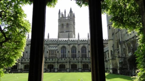 Oxford Film Sites Tour
