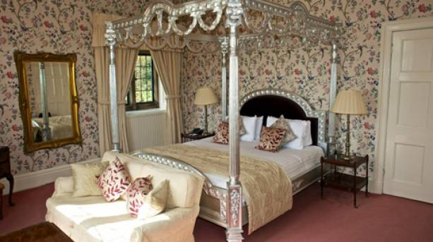 A room at Callow Hall
