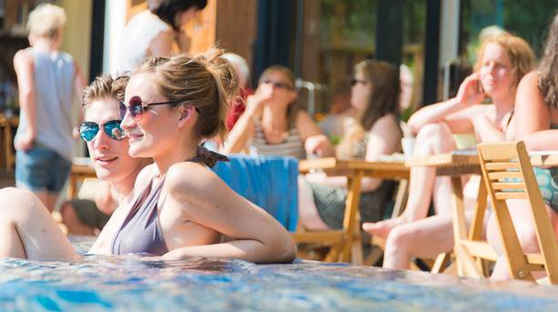 Relax At The Lido In Bristol Visitengland