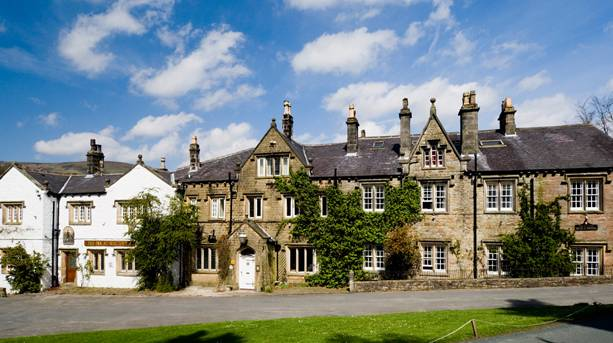 The Inn at Whitewell, Yorkshire