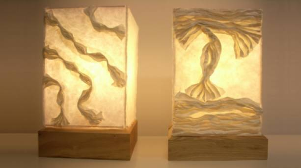 Handcrafted decorative paper by Pulpitations