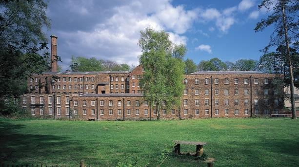 The Cheshire Georgian Mill