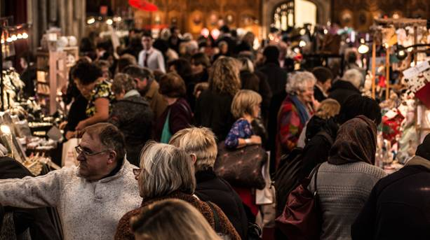 Guildhall Christmas Market