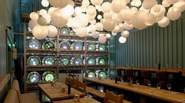 The Herb Garden restaurant