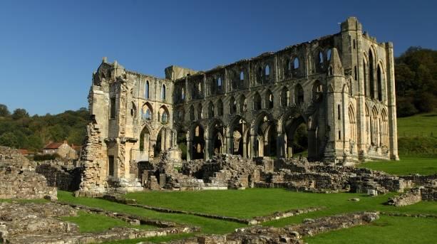 Rievaulx Abbey near Helmsley