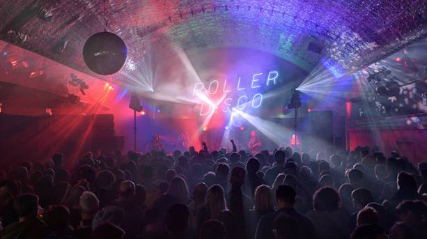 Roller Disco at Dreamland