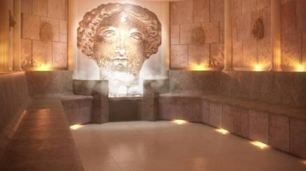 Roman steam room